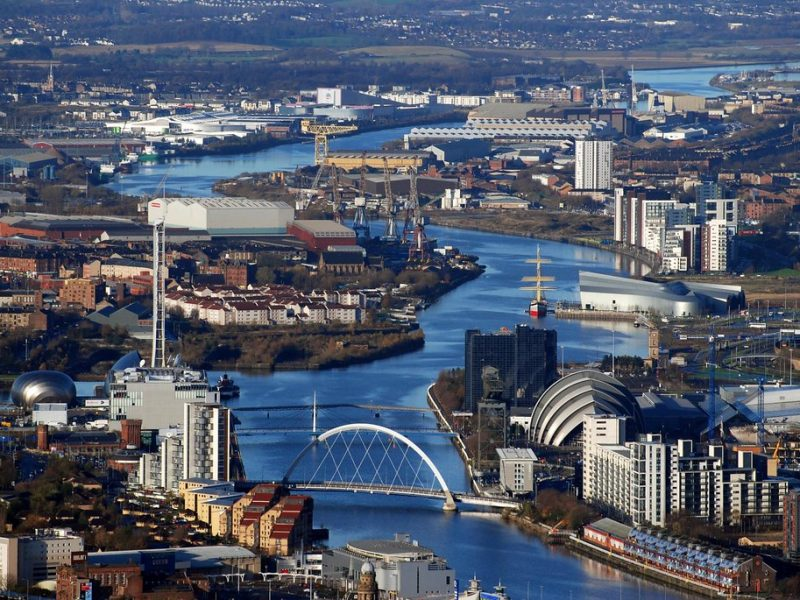Glasgow announces net-zero roadmap to decarbonise the city and details its ambitious transport targets